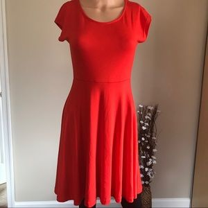 Donna Ricco Dresses - 👗Donna Ricco nice and comfortable orange dress.👗